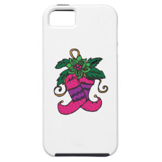 Holiday Stockings iPhone 5 Cases