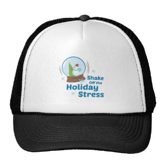 Holiday Stress Trucker Hat