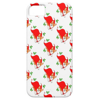 Holiday Super Corgi with Cape iPhone 5 Covers