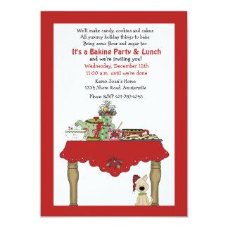 Holiday Table Invitation