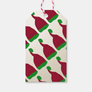 Holiday Template Design Gift Tags