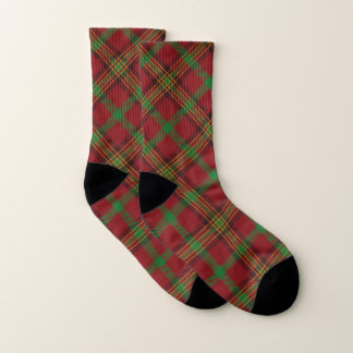 Holiday Traditional Christmas Tartan Pattern 1