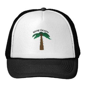 Holiday Vacation Hats