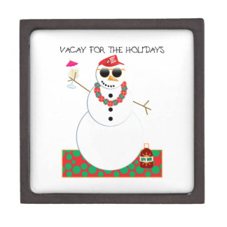 Holiday Vacation Premium Gift Boxes