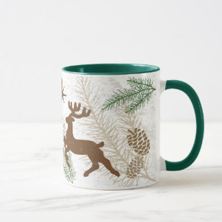 Holiday Woods Mug
