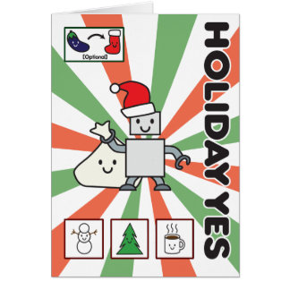 Holiday Yes! Card