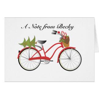 holidaybike1c card
