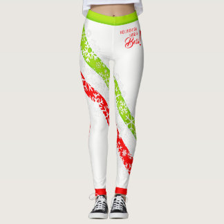 Holidaying Like A Boss! Flourescent Leggings