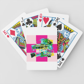 Holidays Bicycle Playing Cards