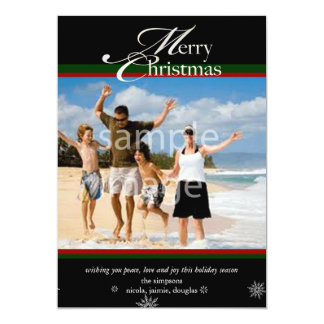 Holidays photocards/ invites