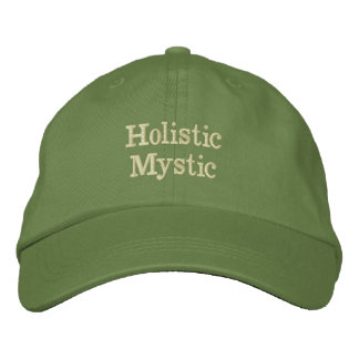 Holistic Mystic Embroidered Hat