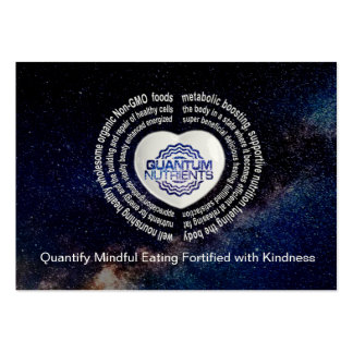 Holistic Nutritionist Business Cards