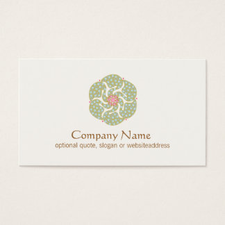 Holistic Symbol Healing  Arts Business Card