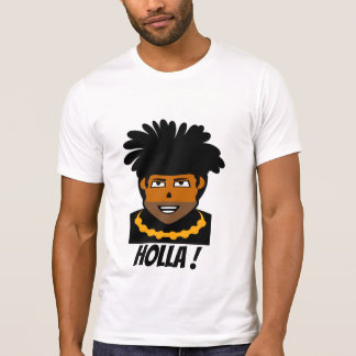 HOLLA Apparel Crew Neck T-Shirt