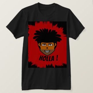 Holla Men's Basic American Apparel T-Shirt