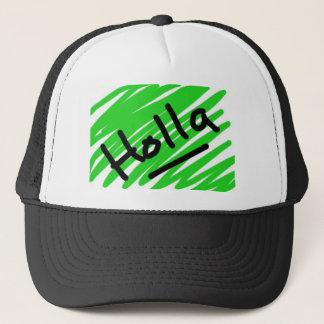 Holla Trucker Hat