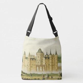 Holland Castle Egmond Europe Shoulder Tote Bag
