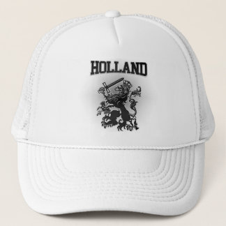 Holland Coat of Arms Trucker Hat