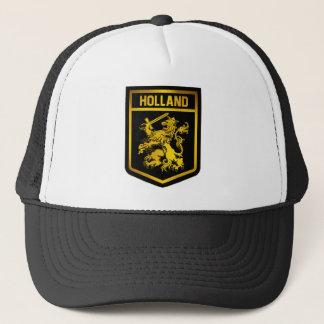 Holland Emblem Trucker Hat