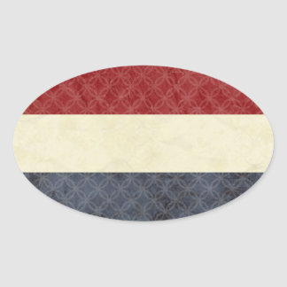 Holland Flag Stickers