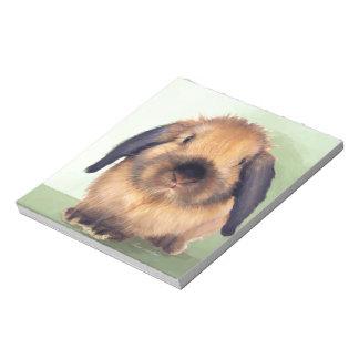 Holland Lop Notepads