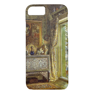 Holland Park Drawing Room 1887 iPhone 7 Case