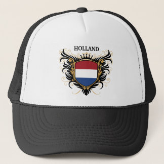 Holland [personalize] trucker hat