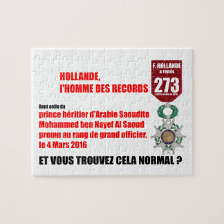 Holland Record Legions of Honor - Puzzle