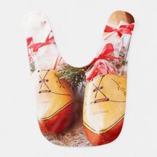 Holland Shoes_Merry christmas Bib