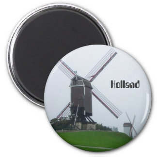 Holland Windmill Magnet