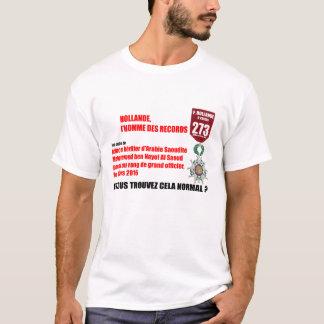 Hollande Record Legions d'Honneur 2 T-Shirt