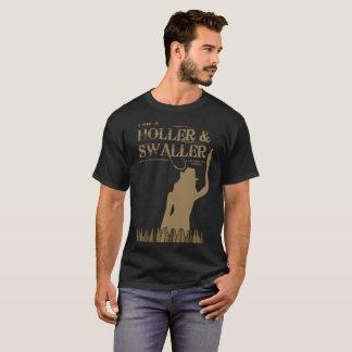 Holler & Swaller mens T-shirt