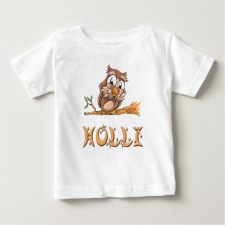 Holli Owl Baby T-Shirt