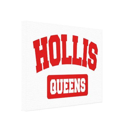 Hollis, Queens, NYC Canvas Print