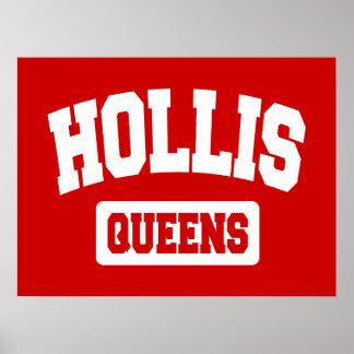 Hollis, Queens, NYC Print