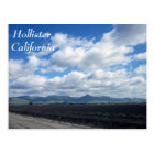 Hollister, California Postcard