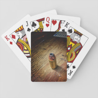 Hollow Point Playing Cards
