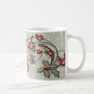 Holly1 Coffee Mug
