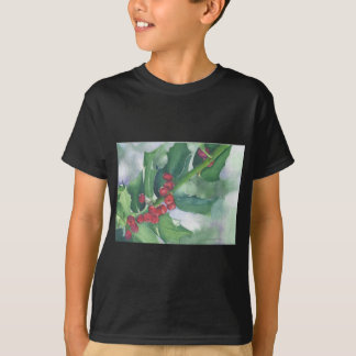 Holly and Berries T-Shirt