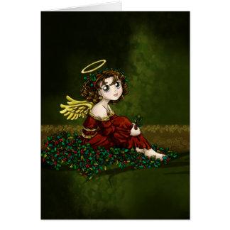 Holly Angel Card