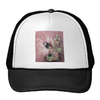 Holly Berry Faery Trucker Hat