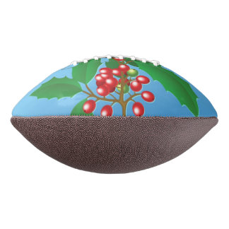 Holly Berry Football