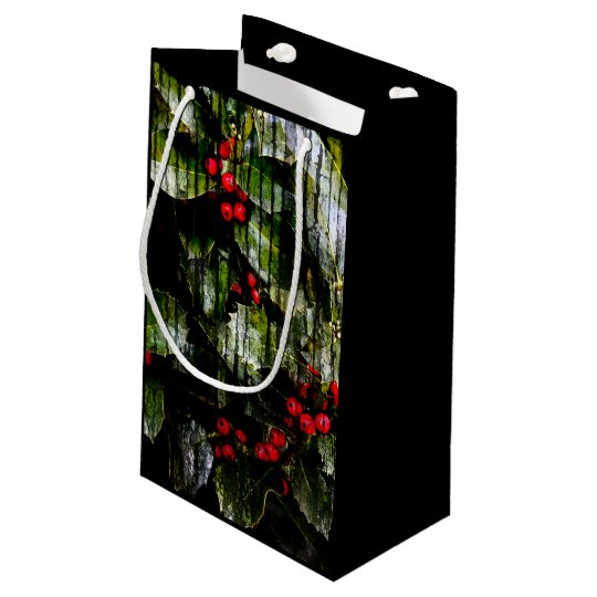 Holly Berry Gift Bags