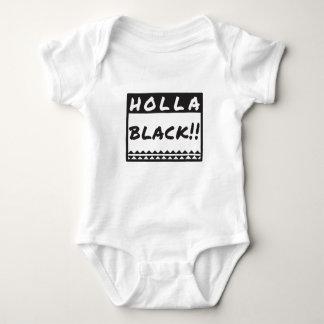 holly_black baby bodysuit