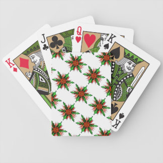 Holly Blaze Bicycle Playing Cards