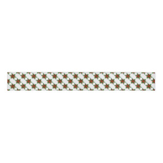 Holly Blaze Grosgrain Ribbon