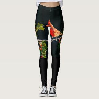 Holly bush leggings