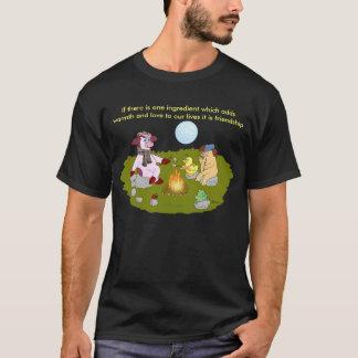 "Holly Cow, ""Friendship Fire"" T-Shirt"