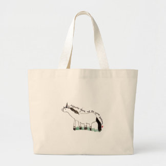 Holly Dolly's Dream Large Tote Bag