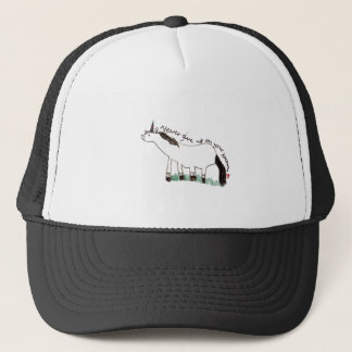 Holly Dolly's Dream Trucker Hat